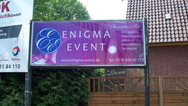 ENIGMA EVENT