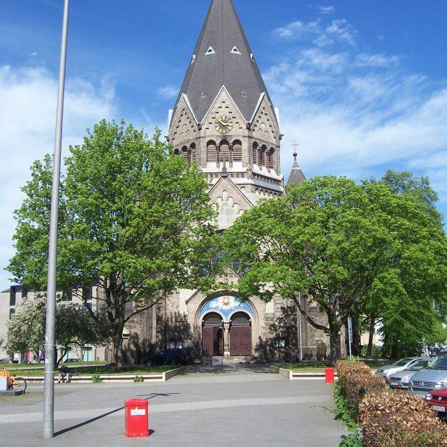 Церковь святого праведного Иоанна Кронштадтского