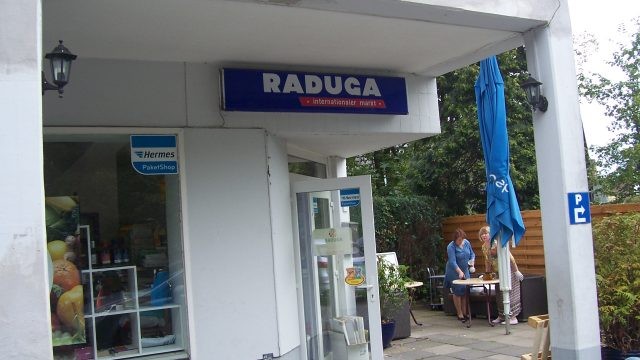 Raduga  Internationaler Markt