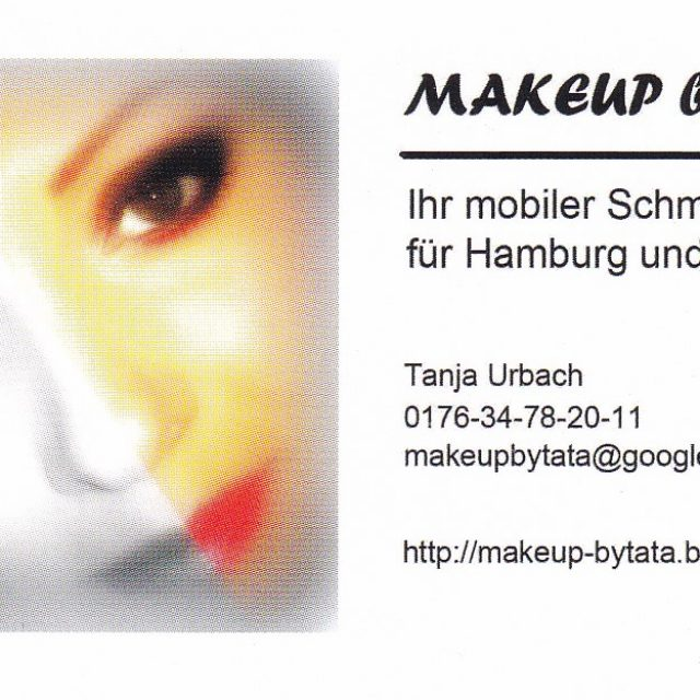 MAKEUP by Tata Hamburg