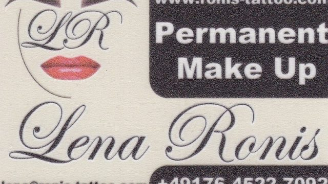 Lena Ronis Permanent Make Up