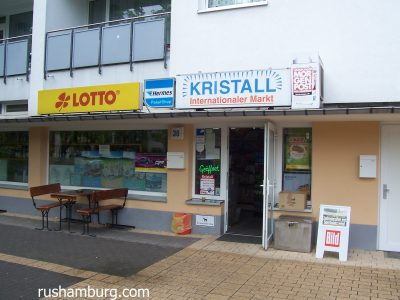 Kristall Internationaler Markt e.K.